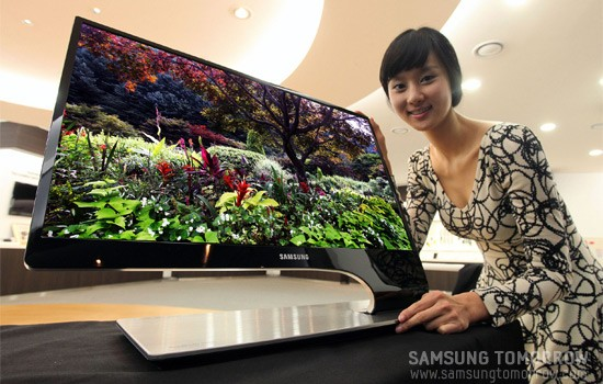 Samsung and LG plans to sell 15million 3DTVs