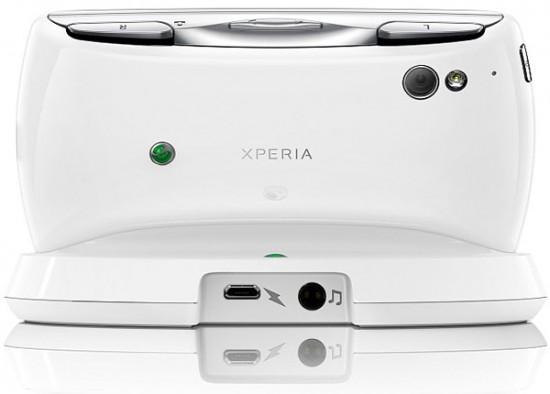 sony ericsson xperia play white. Sony Ericsson#39;s Xperia