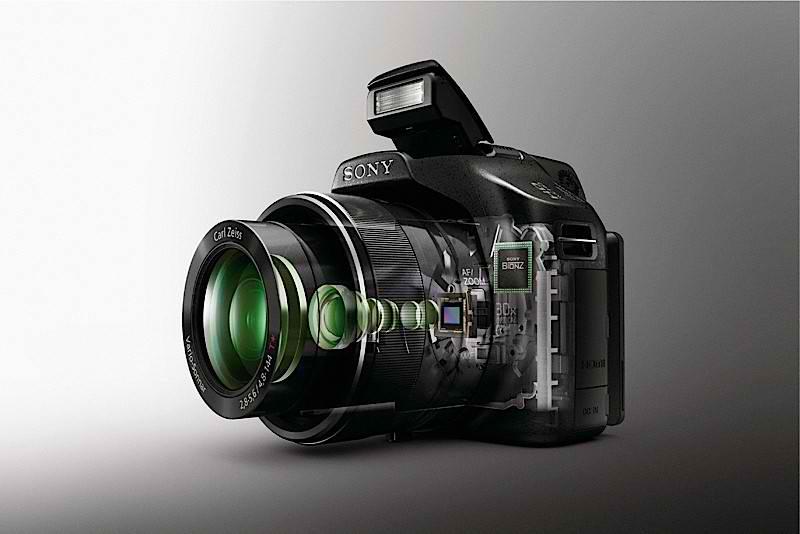 Sony HX100V