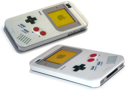 iPWN! Game Boy Case for iPhone 4