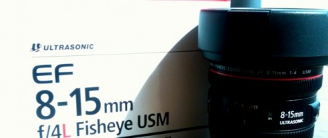 Canon EF 8-15 f4L Fisheye Now Available