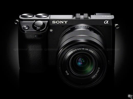 Sony NEX-7 high-end APS-C mirrorless camera announced
