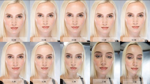 How Camera Lens' Focal Length Can Beautify or Uglify Your Pretty Face