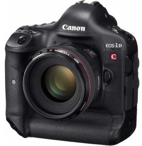 Canon EOS-1D C 4K sample footage