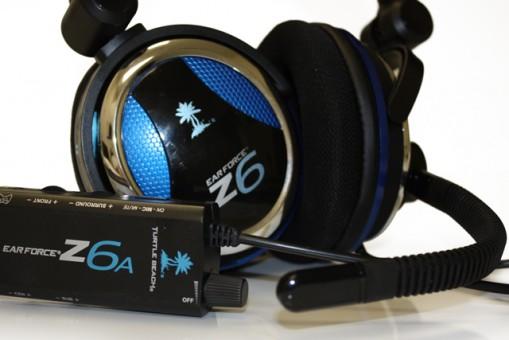 Turtle Beach EarForce Z6A