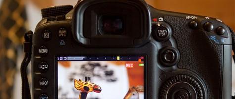 Canon 7D's Magic Lantern Alpha Download