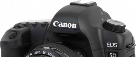 Canon 5D Mark II Discontinued