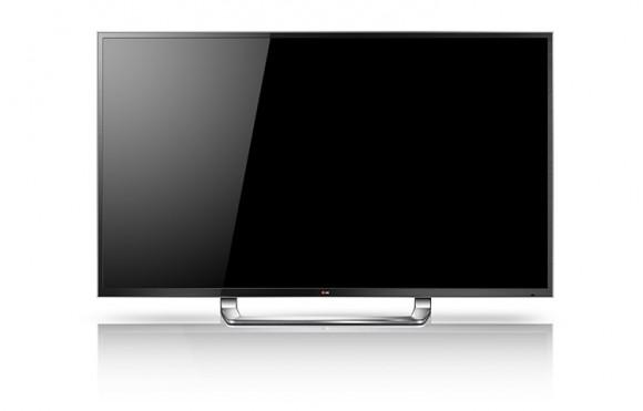 CES 2013 84-inch LG Ultra HD 4k 3DTV
