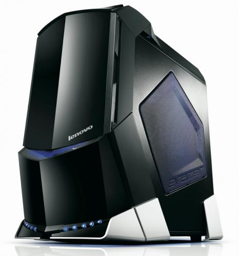 CES 2013 Lenovo Erazer X700 Gaming PC