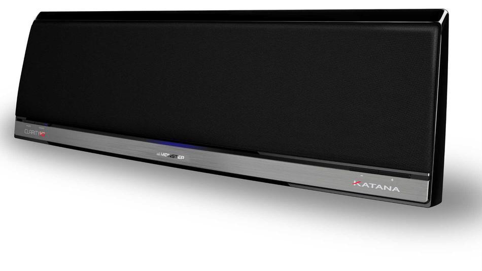 CES 2013 Monster Bluetooth Speaker Katana