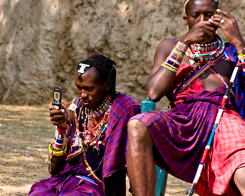 African Mobile Users