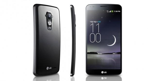 LG G Flex UK