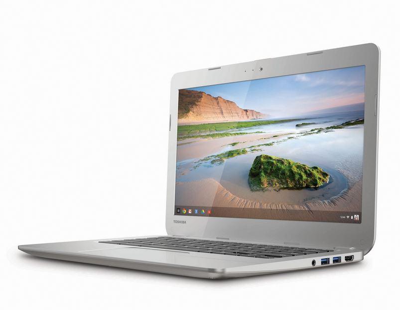 Toshiba 13-inch Chromebook