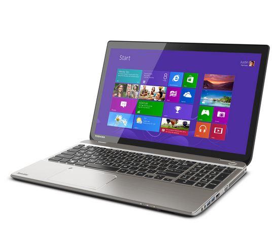 Toshiba 4K Laptops