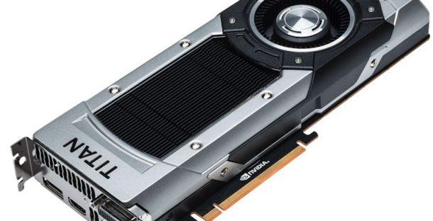 NVIDIA GeForce Titan Black