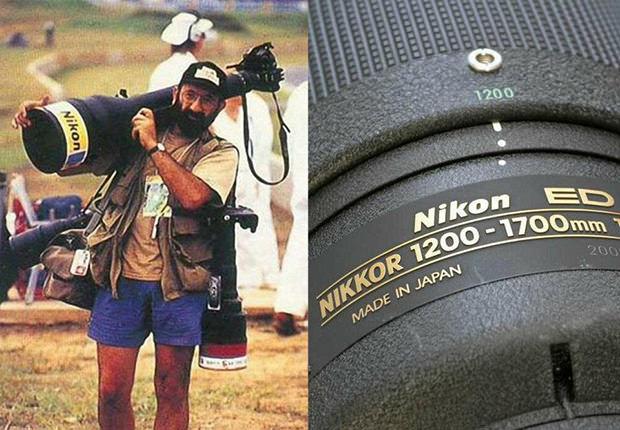 Nikkor Ultra Zoom Lens