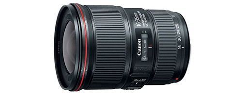 Canon 16-35mm F4 IS USM Lens