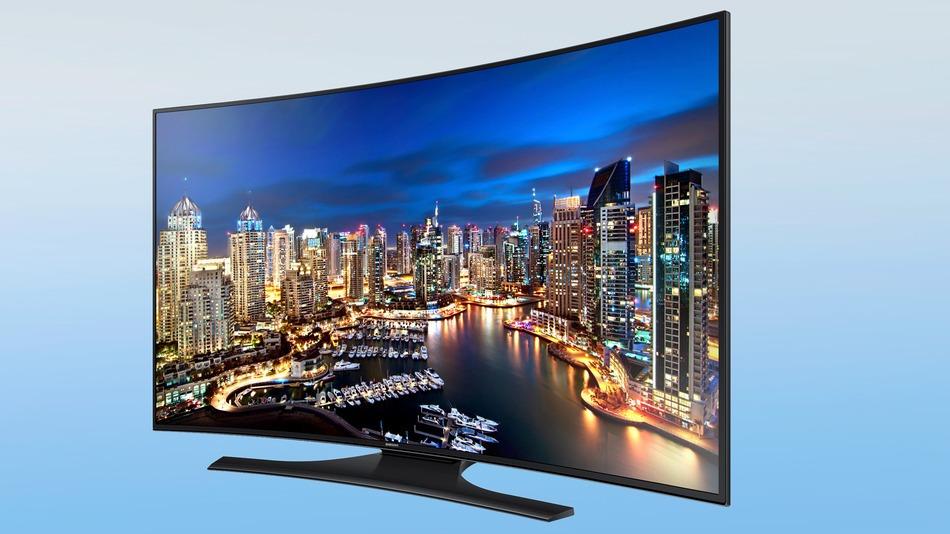 Samsung Curved UHDTVs