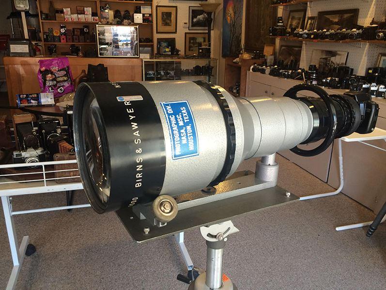Headly 1000mm Lens
