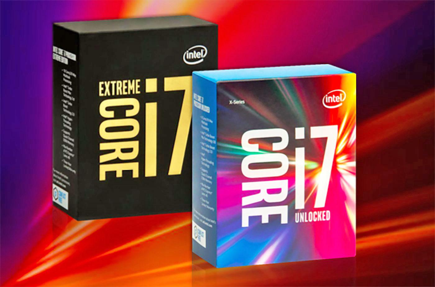 Intel Core-i7-69XX Processor