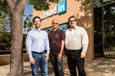 Microsoft-Linkedin